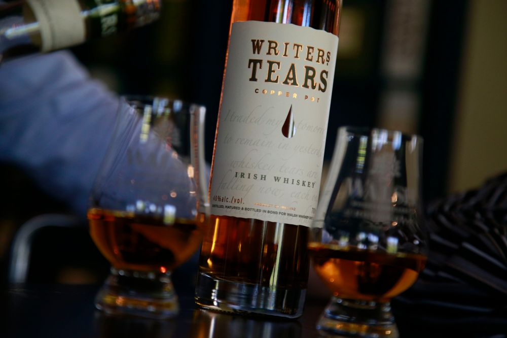 writers tears bar shot